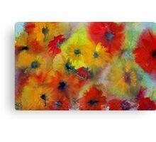Wonderful WIldflowers Canvas Print