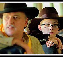 Cowboys & Trains Metamora July 11 2011 #6 by Oscar Salinas