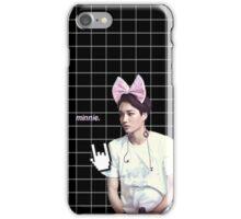 EXO Kai as Minnie Mouse iPhone Case/Skin
