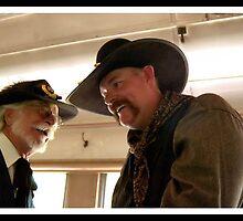 Cowboys & Trains Metamora July 11 2011 #8 by Oscar Salinas