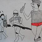 Send in the troops by eddiebotha