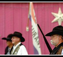 Cowboys & Trains Metamora July 11 2011 #11 by Oscar Salinas