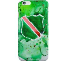 Santa Clara Vanguard Watercolor Logo iPhone Case/Skin