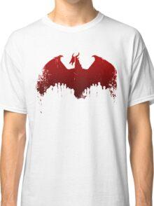Dragon II Grunge Classic T-Shirt