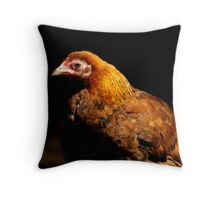 The Late Light Throw Pillow