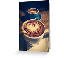 Colonna & Smalls Coffee Greeting Card