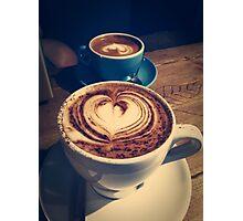 Colonna & Smalls Coffee Photographic Print