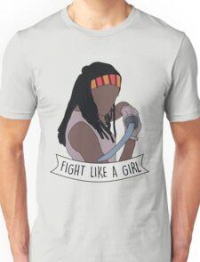 Fight like Michonne Unisex T-Shirt