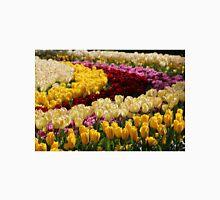 Keukenhof Gardens Tulips Unisex T-Shirt