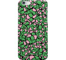 Green splatter!  iPhone Case/Skin