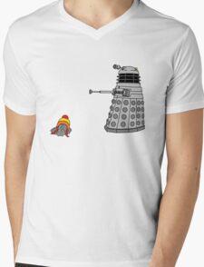 Who's Shiny Now? Mens V-Neck T-Shirt