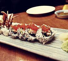 Japanese Soft Shell Crab Rolls by JDWasabi
