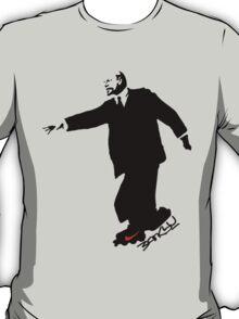 Banksy's Lenin on Rollerskate T-Shirt