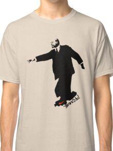 Banksy's Lenin on Rollerskate Classic T-Shirt