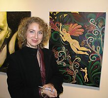"""The """" Insight Out"""" Exhibition, Tap Gallery, Sydney July 20, 2011 by Paulina Kazarinov"""