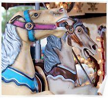 spirited carousel Poster