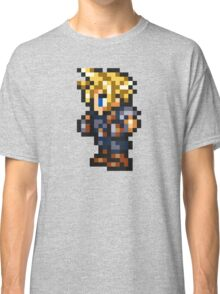 Cloud Strife Sprite - FFRK - Final Fantasy VII (FF7) Classic T-Shirt