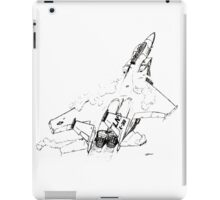 F-15 Jet Fighter iPad Case/Skin