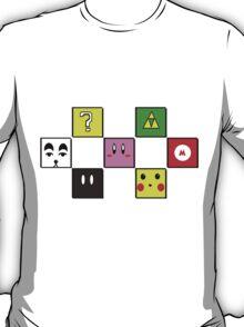 Nintendo Squared T-Shirt