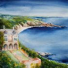 Prussia Cove by Fee Dickson