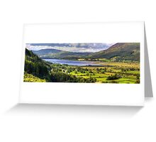 Bassenthwaite Lake Greeting Card