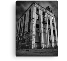 parkway tower Canvas Print