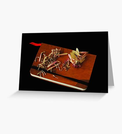 Nature Morte Greeting Card