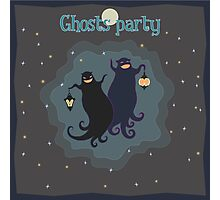 Ghosts party! Photographic Print