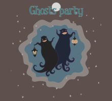 Ghosts party! One Piece - Short Sleeve