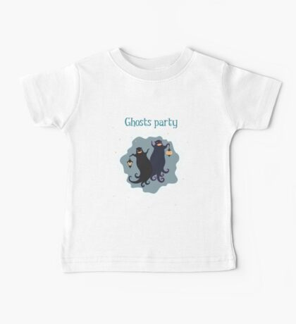 Ghosts party! Baby Tee