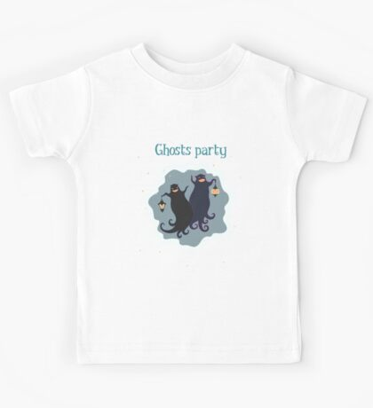 Ghosts party! Kids Tee