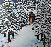 Snowed In by Jack G Brauer