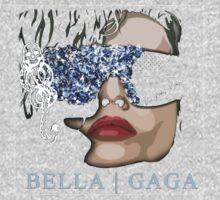 Bella Gaga - The Dark Lord One Piece - Long Sleeve
