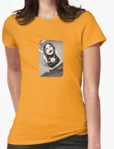 Marla Moonbeam Womens Fitted T-Shirt