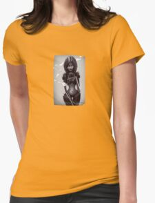 Nikki Capone Womens Fitted T-Shirt