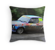 MK II Ford Escort RS1800 Throw Pillow
