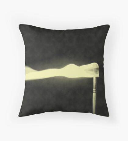 Flame Ten Throw Pillow