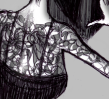 Tonya Taboo Sticker