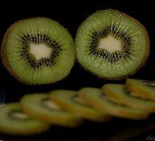 Kiwifruit by Craig Blanchard