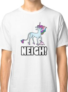Unicrons say NEIGH! Classic T-Shirt