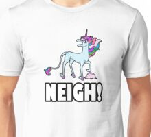 Unicrons say NEIGH! Unisex T-Shirt