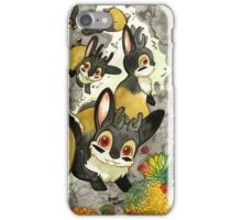 Moonlight With Jackalopes iPhone Case/Skin