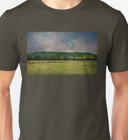 Majestic Mountains of Vermont Unisex T-Shirt