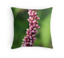 rejoice with trembling Throw Pillow