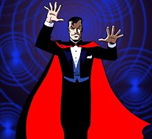 MANDRAKE THE MAGICIAN by FLComics