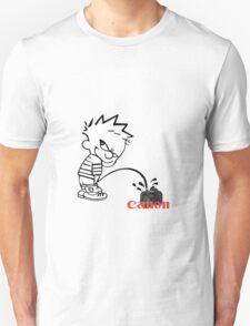 Canon Pee T-Shirt