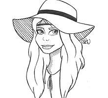 Floppy Hat by KatelynC16