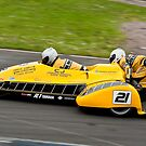 Sidecar F1 by Peter Lawrie
