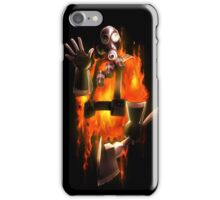 The Pyro - Team Fortress 2 iPhone Case/Skin