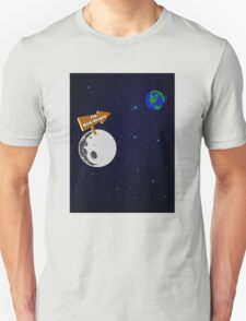 The Moon is with Stupid  Unisex T-Shirt